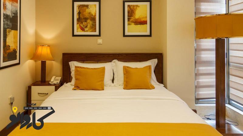 تصویر هتل آپارتمان وزرا