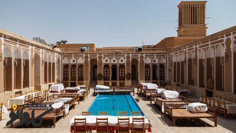 تصویر هتل سنتی مهر