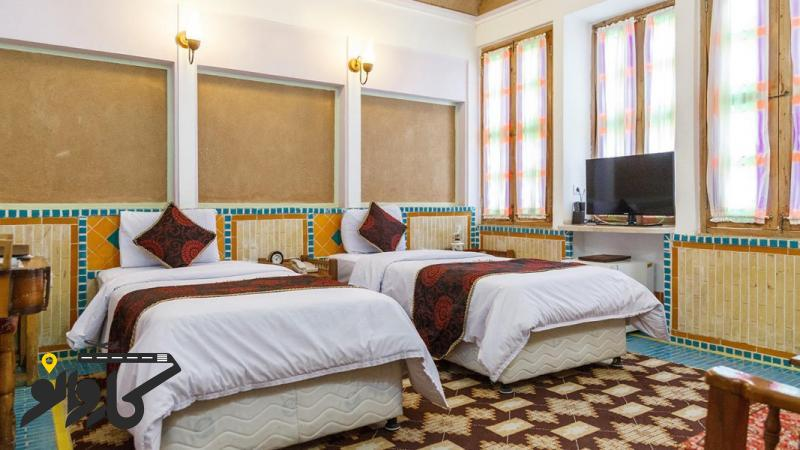 تصویر هتل باغ مشیرالممالک