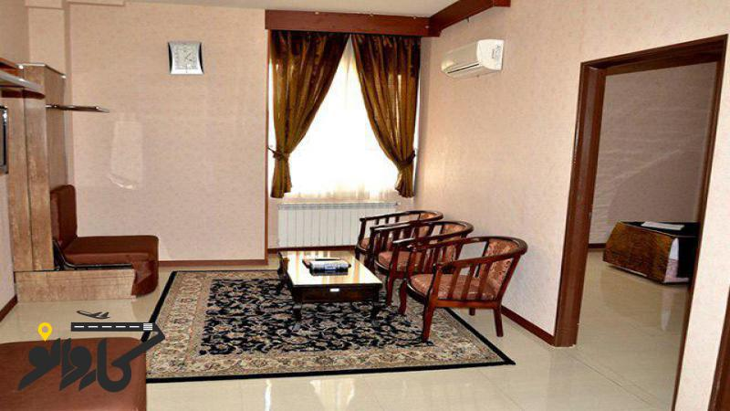 تصویر هتل آپارتمان رسالت