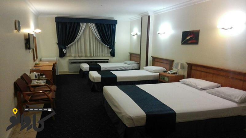 تصویر هتل جم